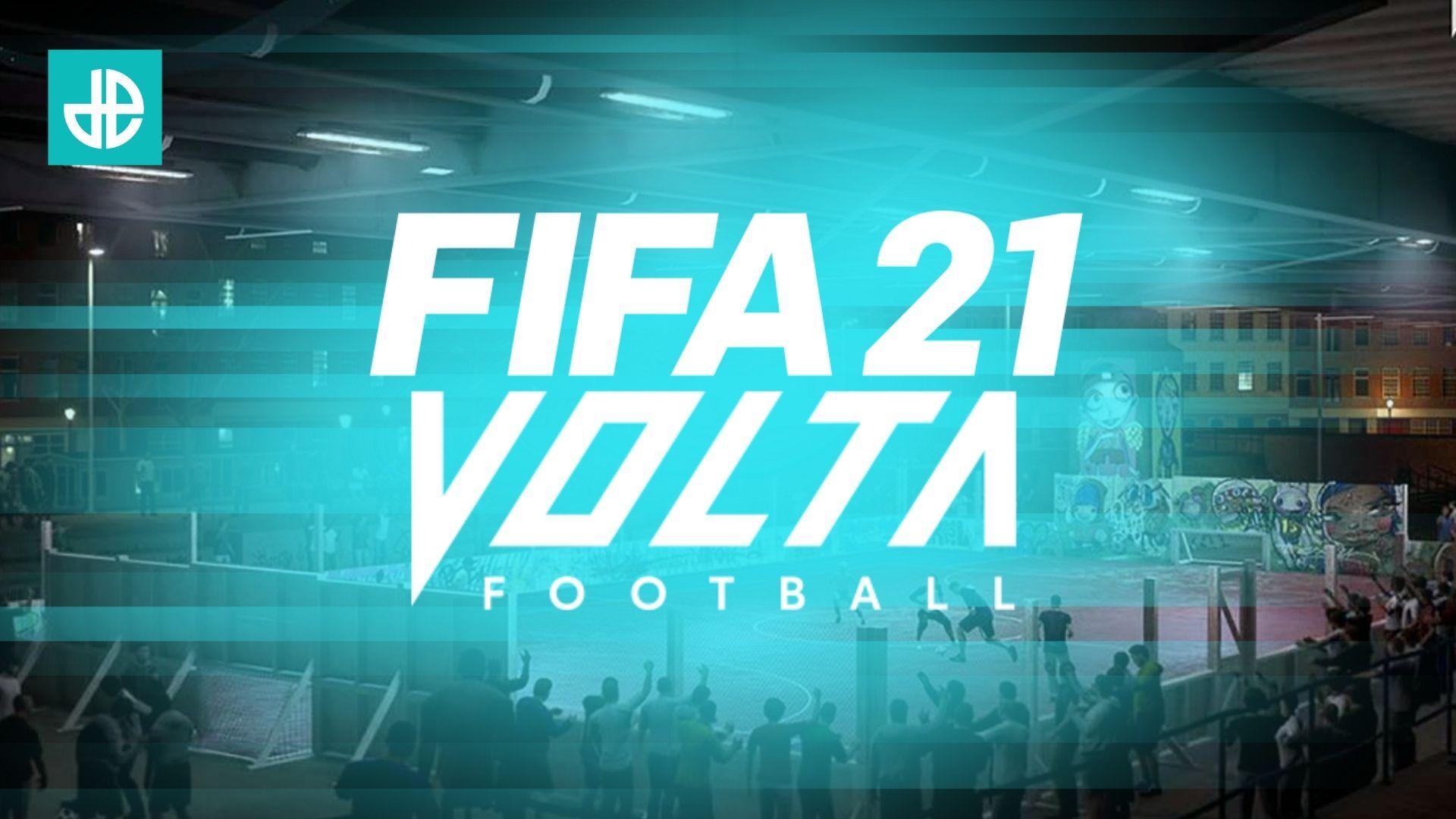 FIFA 21 Volta Football