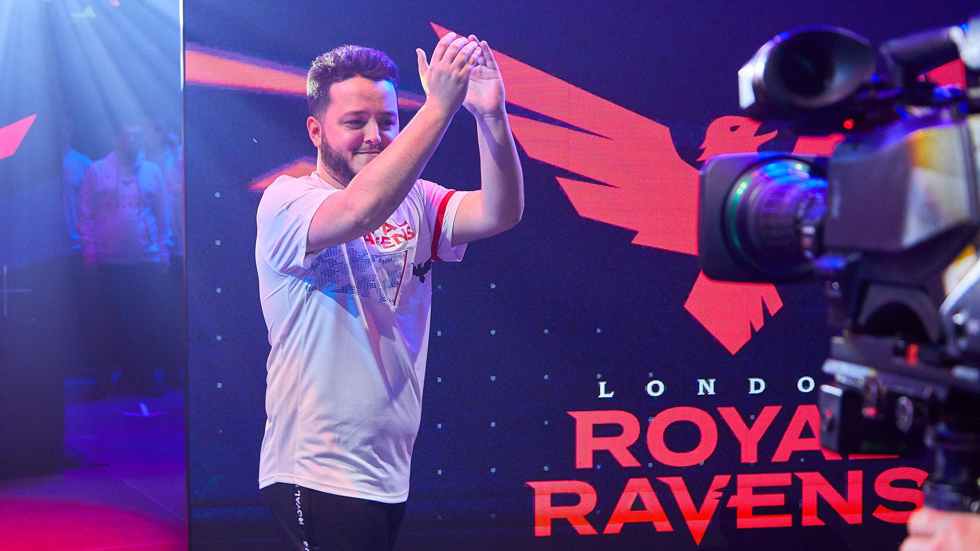 Skrapz CDL London Royal Ravens