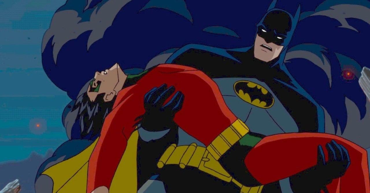 Batman death in the family trailer header