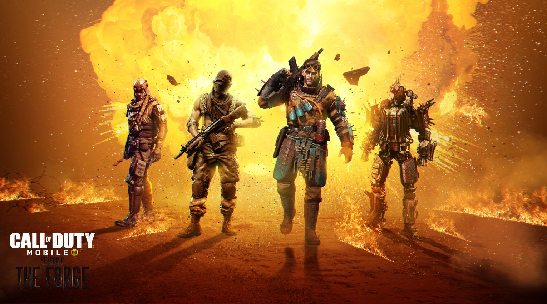 Call of Duty Mobile Season 8 artwork
