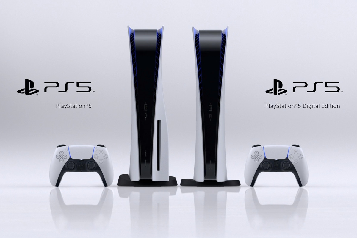 PS5 Standard and Digital Edition