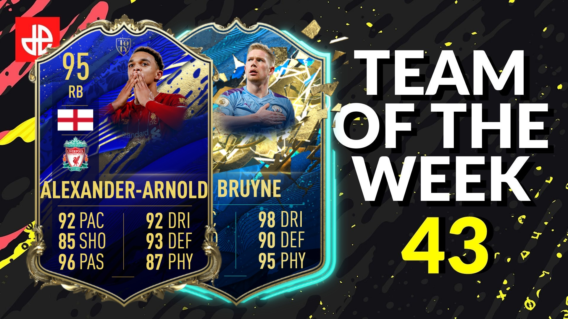 FIFA 20 Team of the Week 43