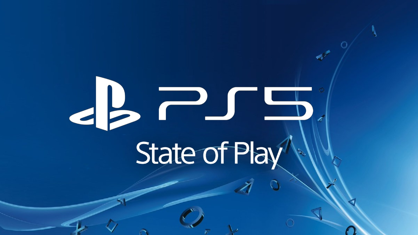 PS5 rumored State of Play event