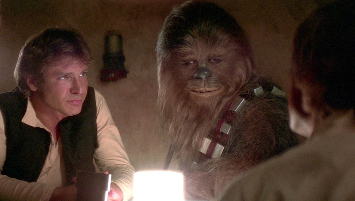 Solo (2018) is set ten years before Han and Chewie walk into the Mos Eisley cantina.