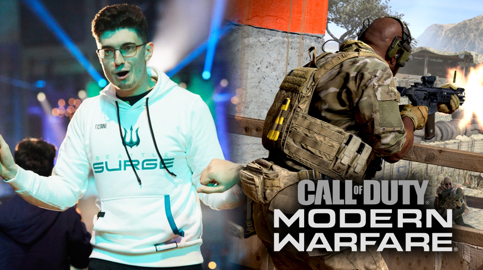 Call of Duty pro Octane / Modern Warfare gameplay