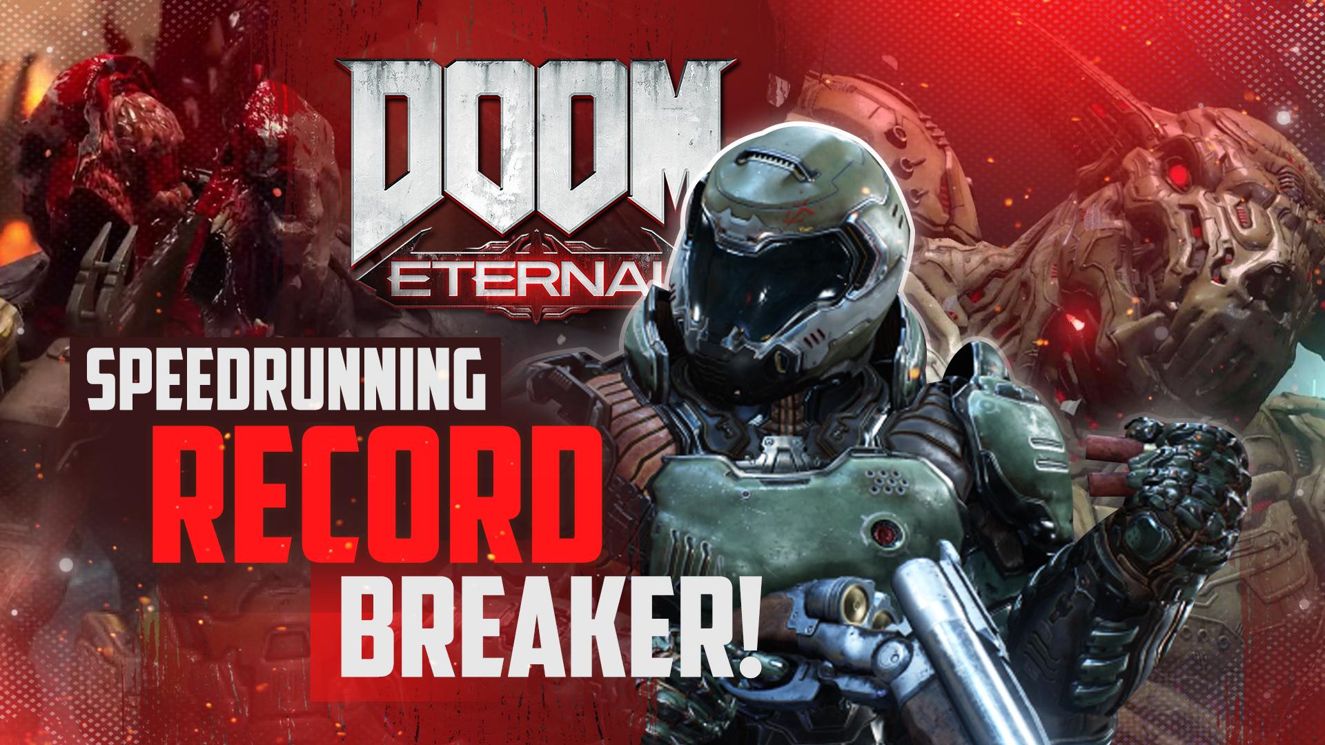 Xiae Doom: Eternal record broken