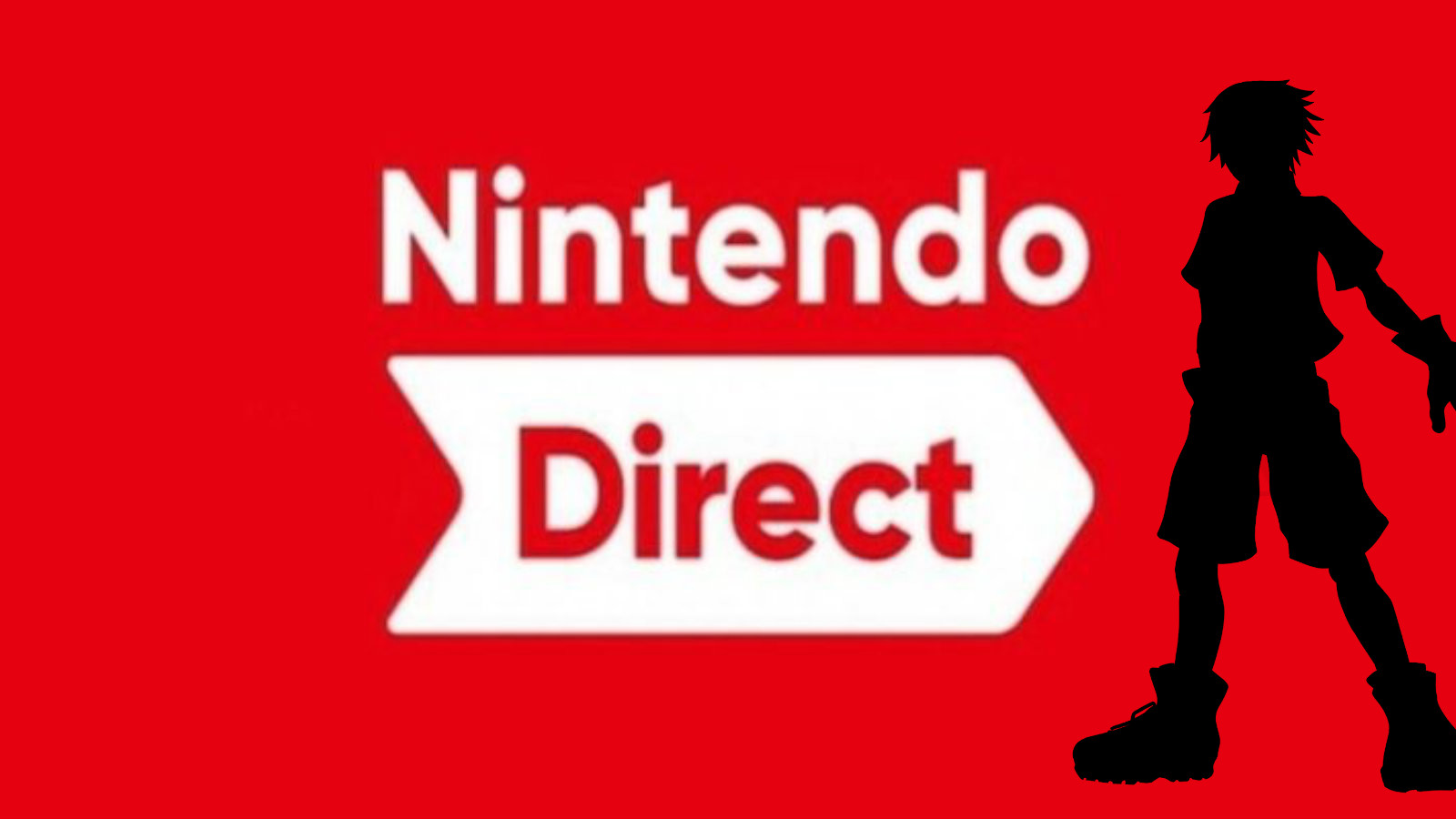 Nintendo Direct with smash fighter