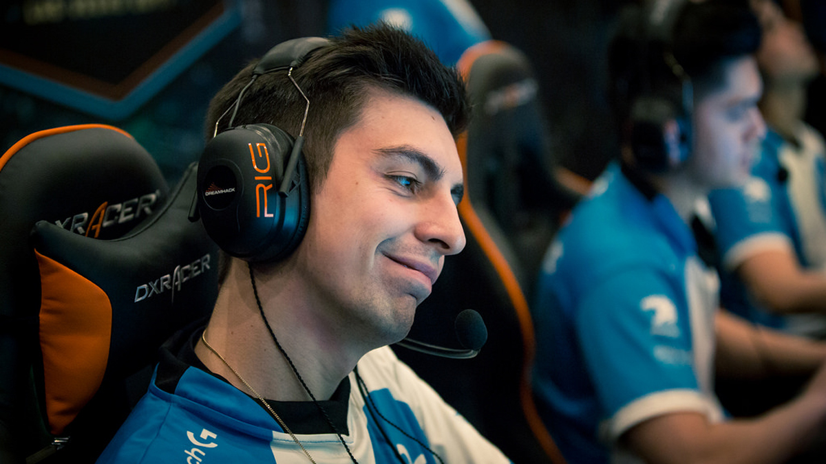 Shroud played for Cloud9's CSGO team for four years before calling it quits in late 2017.