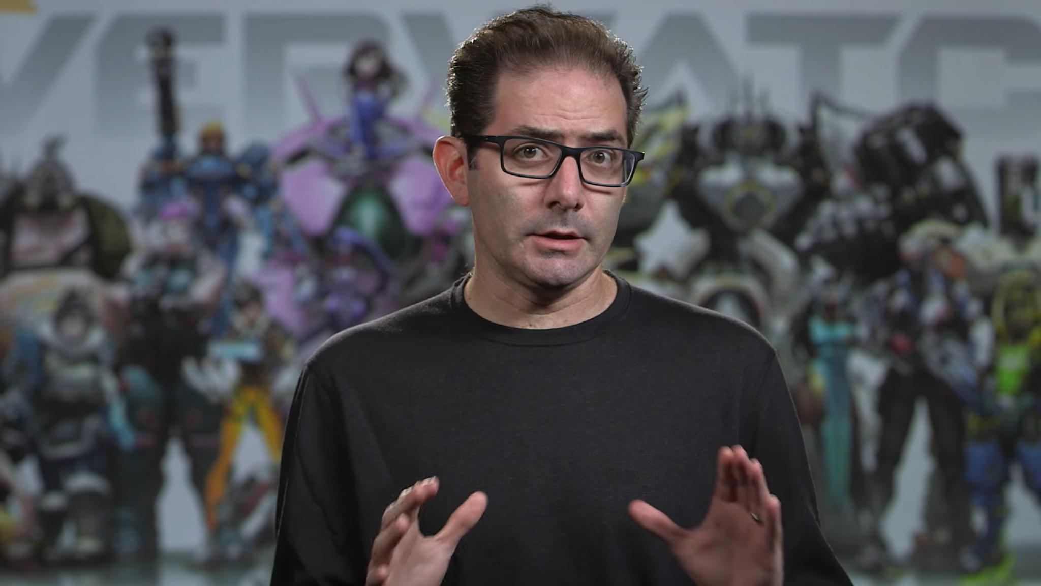 Jeff Kaplan talks about Overwatch 2 crossplay.