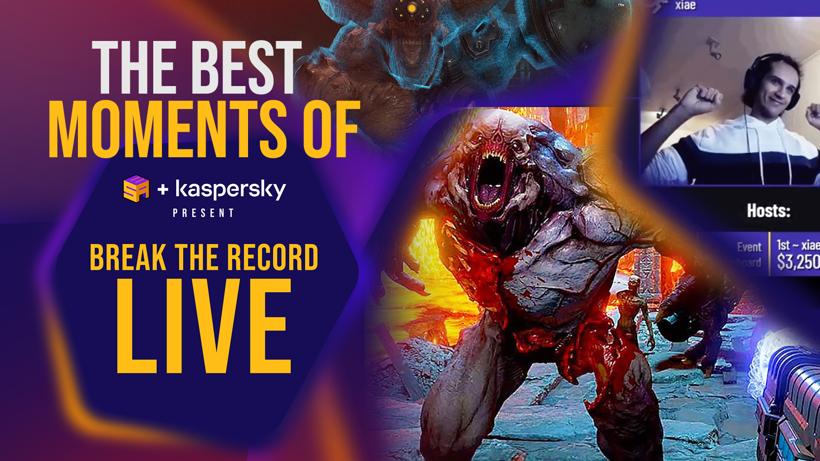 Break the Record: LIVE highlights