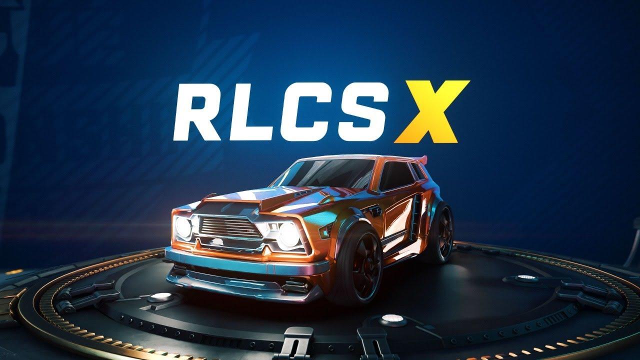 RLCS Season X car