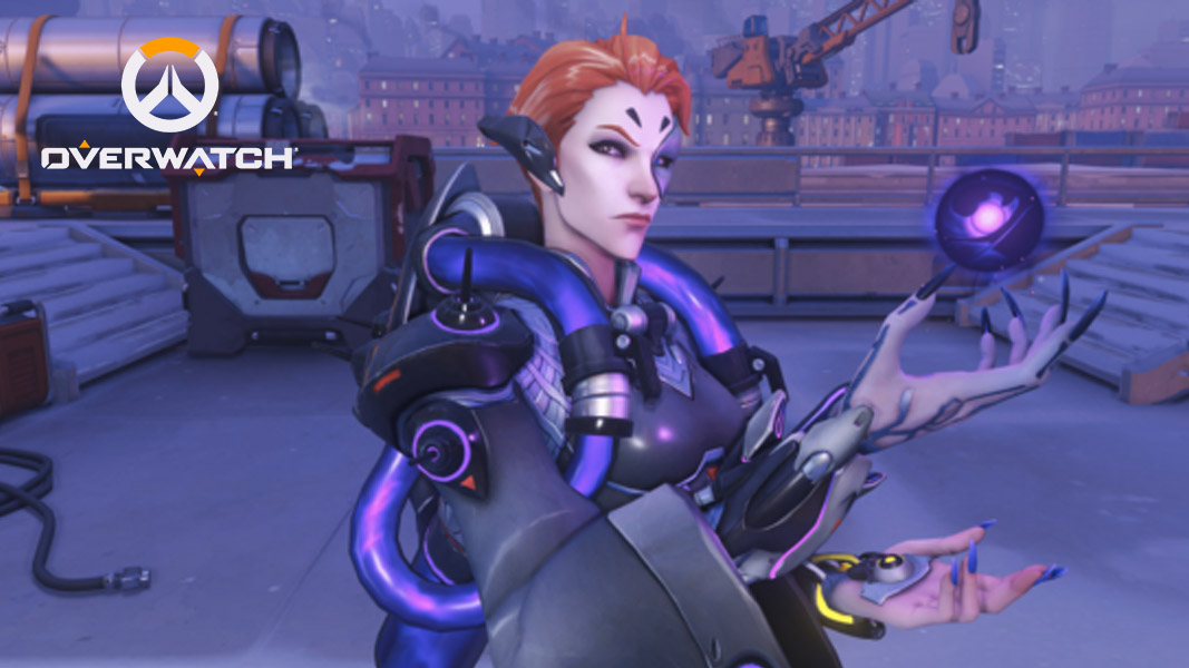 Moira in Overwatch