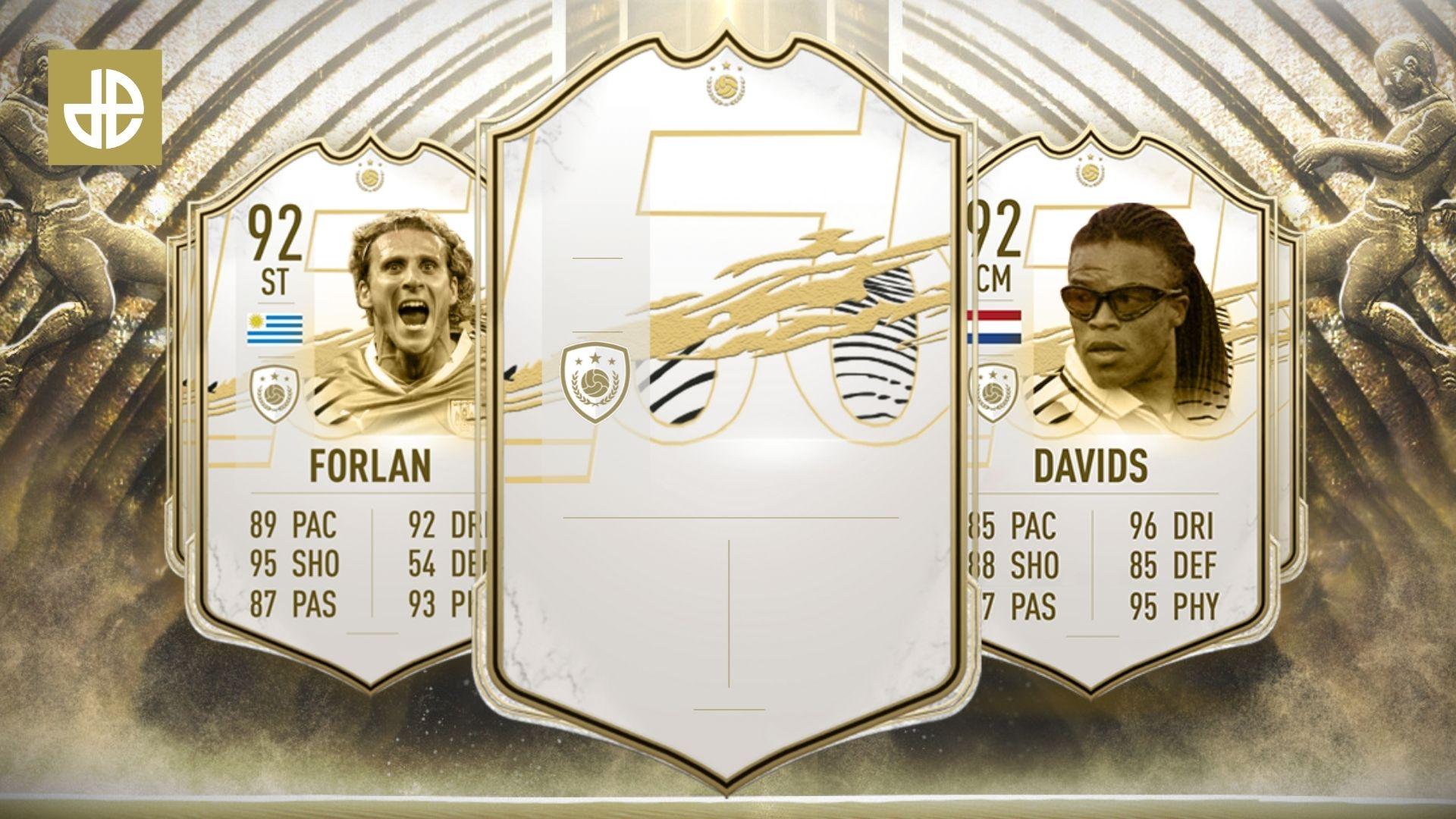 FIFA 21 ICONs concept