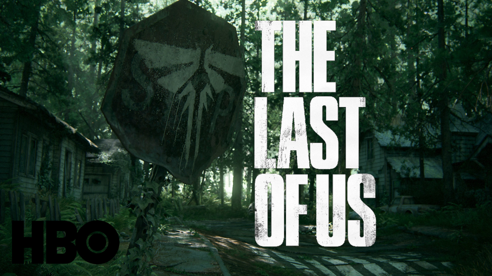 The Last of Us on HBO
