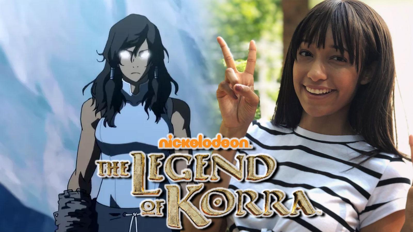 legend of korra cosplay