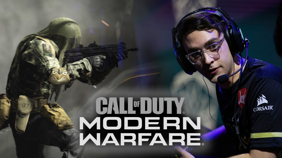 Ram-7 from MW next to Clayster playing for Dallas Empire