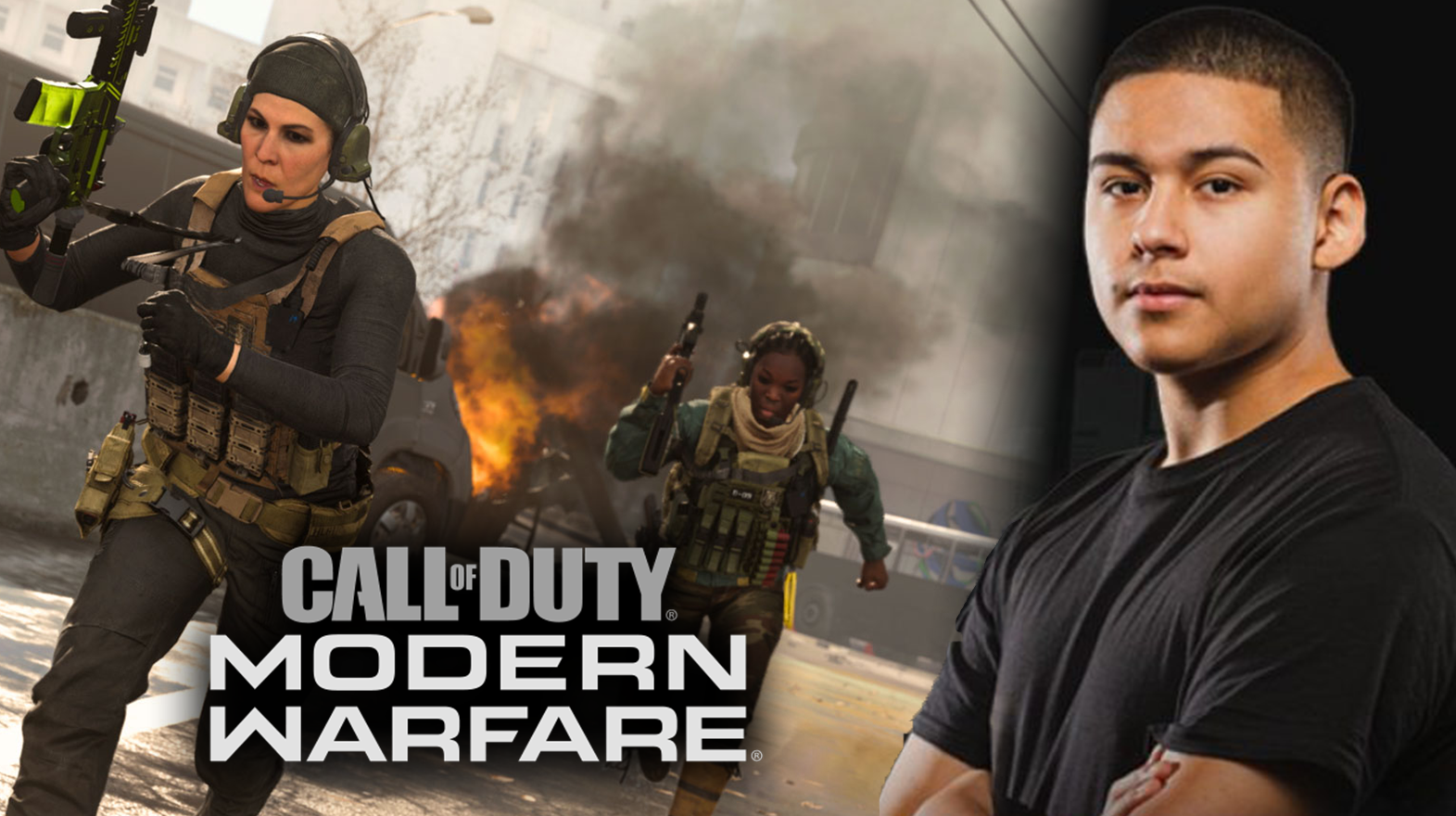 Call of Duty Modern Warfare gameplay / CDL pro Shotzzy profile picture