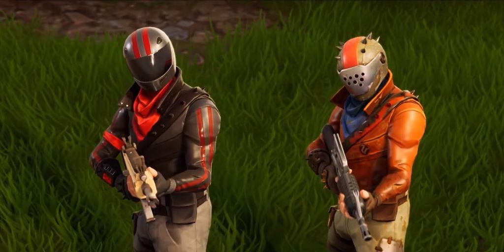 Fortnite duo gameplay
