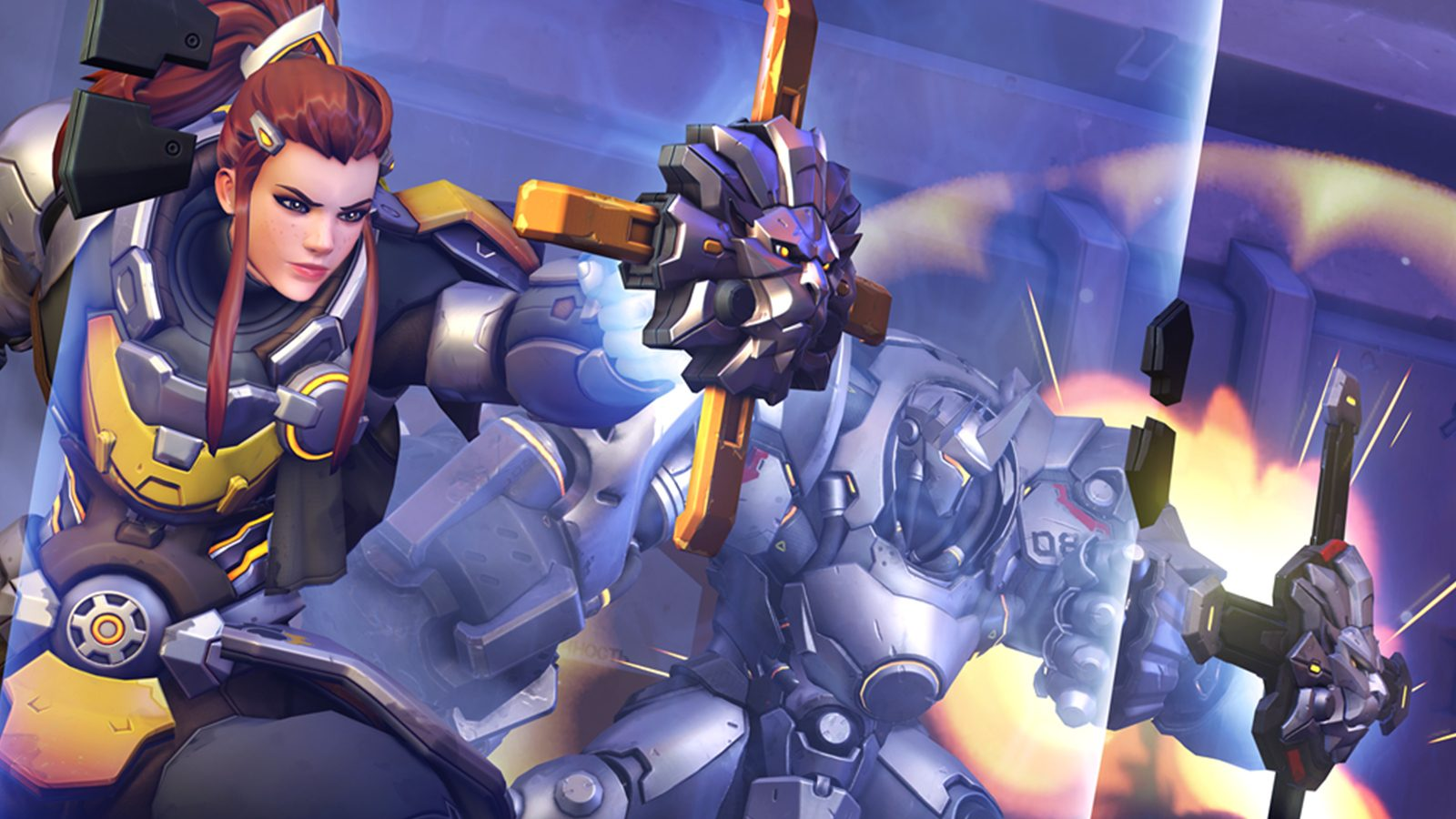 The double-shield Overwatch meta may be on its last legs in the coming August patches.