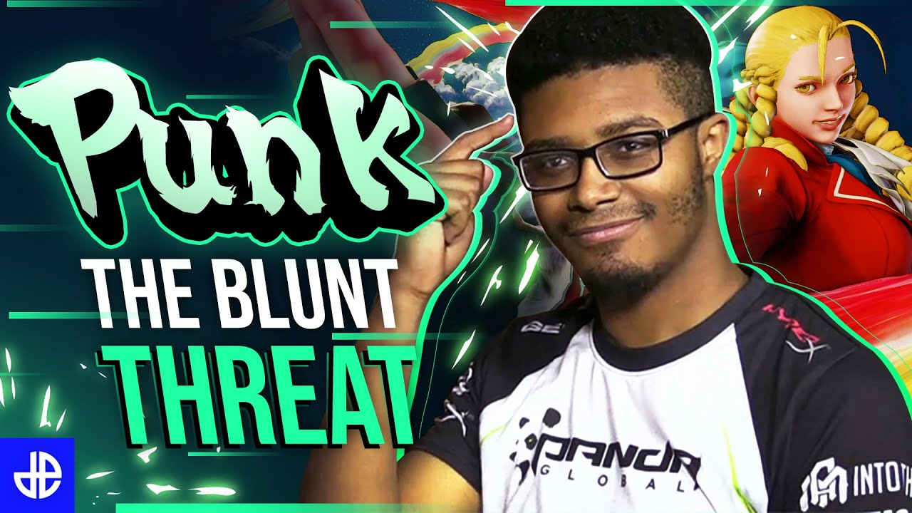 Punk The Blunt Threat