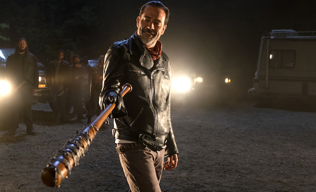 Negan in Walking Dead Season 6