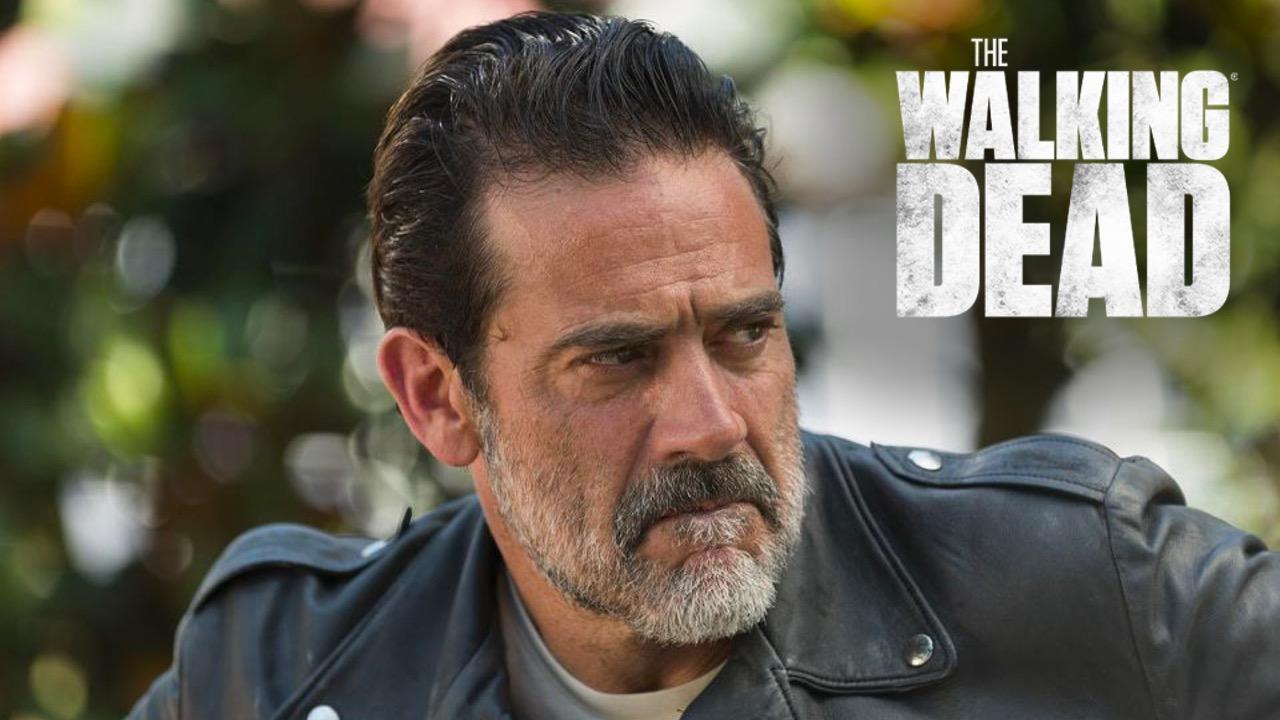 Negan in Walking Dead