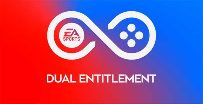 FIFA 21 EA SPORTS Dual Entitlement