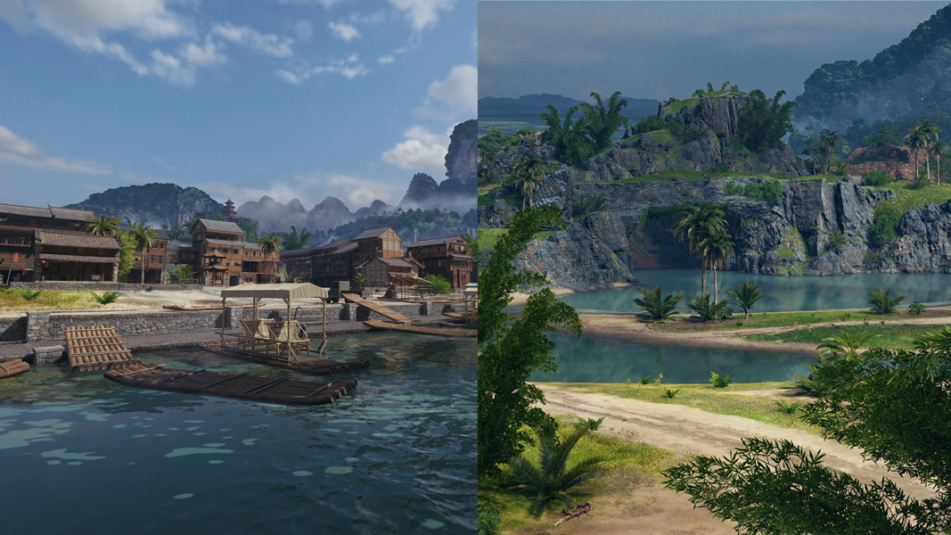 Pearl River from World of Tanks
