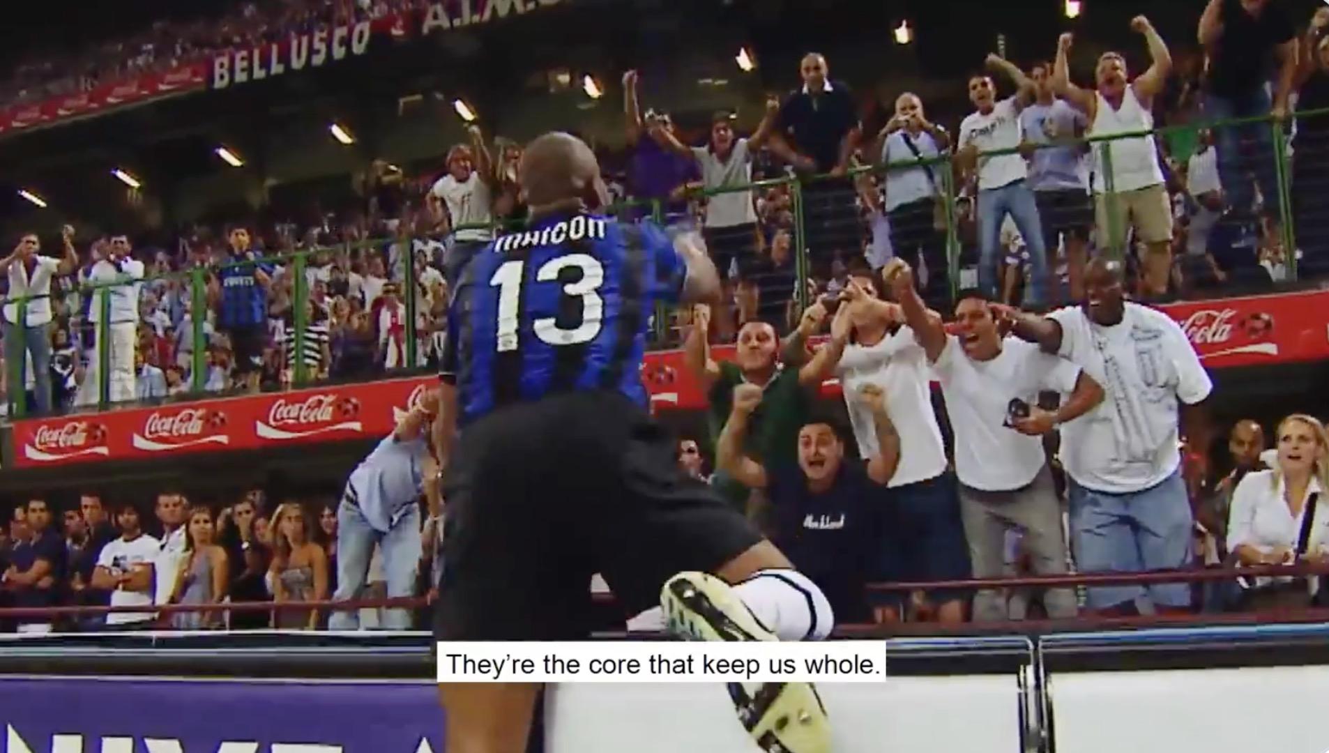 Maicon in FIFA 21 trailer