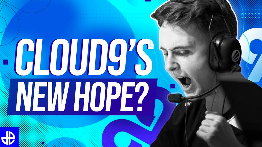 Floppy playing for Cloud9