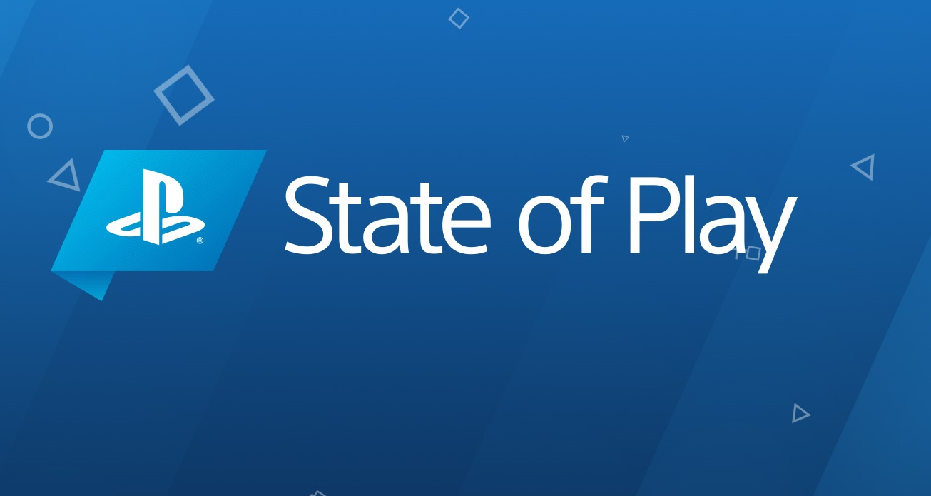 playstation state of play logo ps5