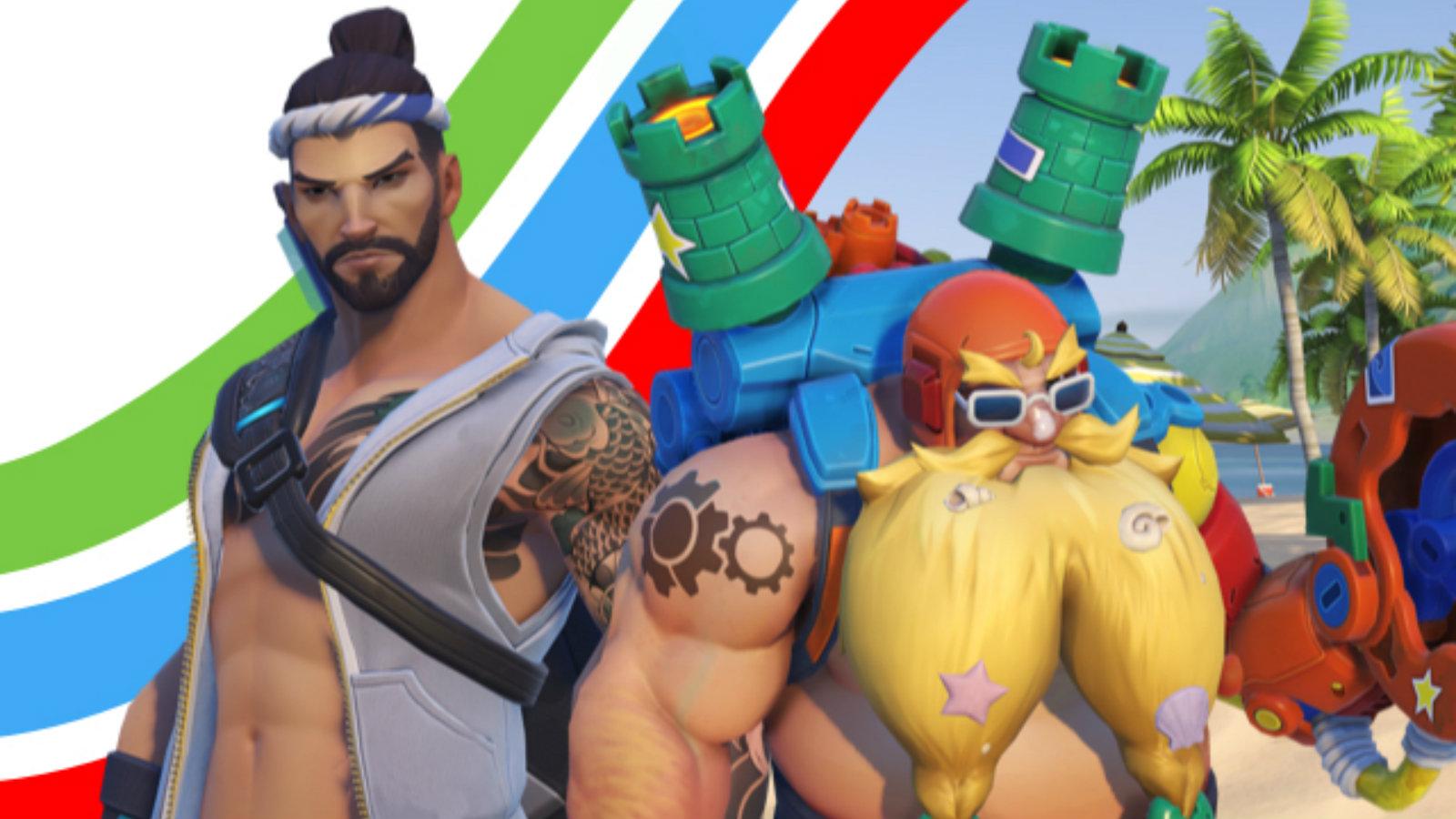 Overwatch Summer Games 2020