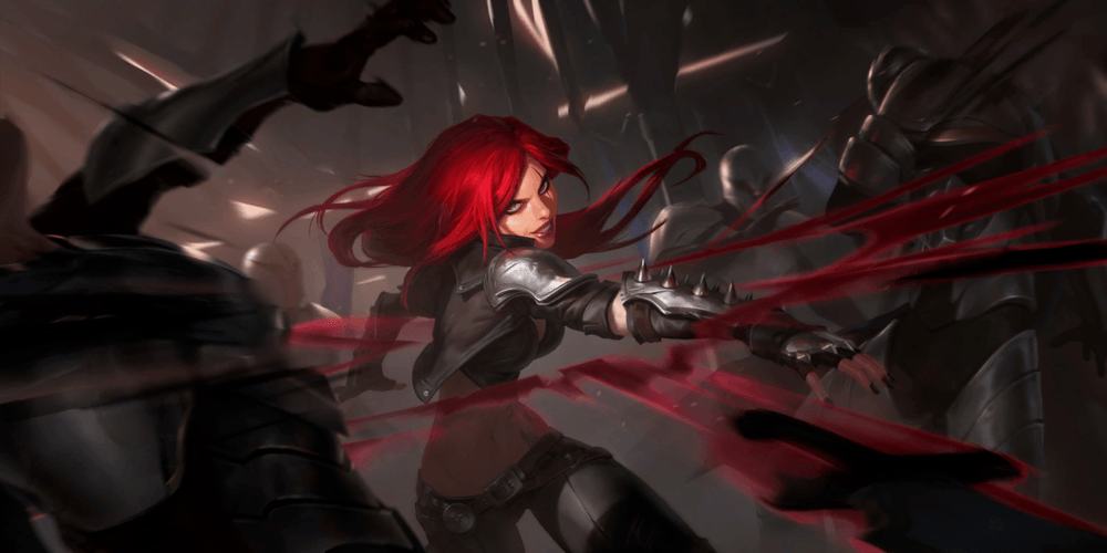 Samira will allegedly have an ability similar to Katarina's