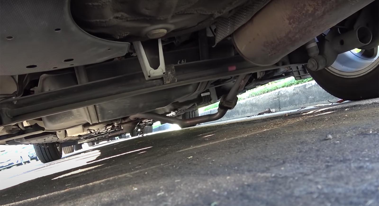 Effspot Prius Exhaust