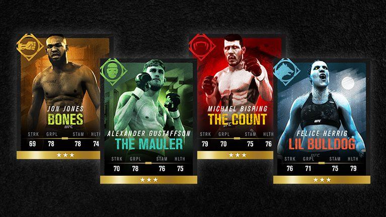 Ultimate Team in UFC