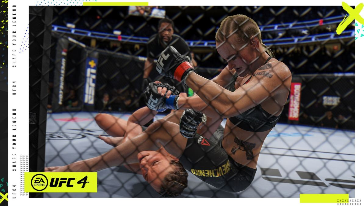 UFC 4 submissions