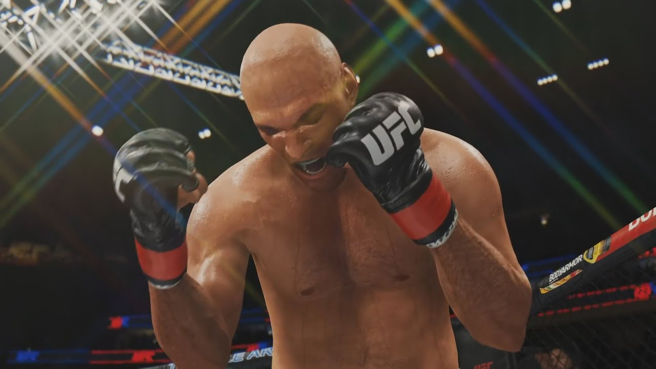 Tyson Fury in UFC 4