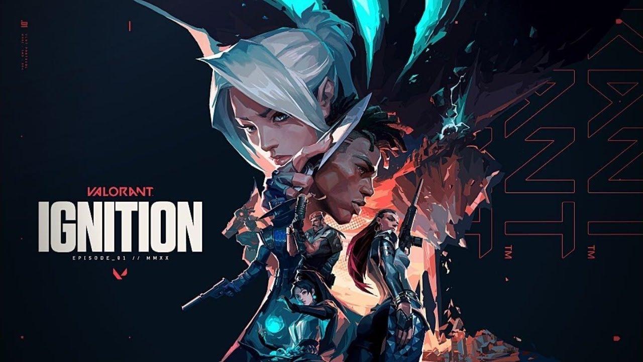 Ignition episode header for Valorant