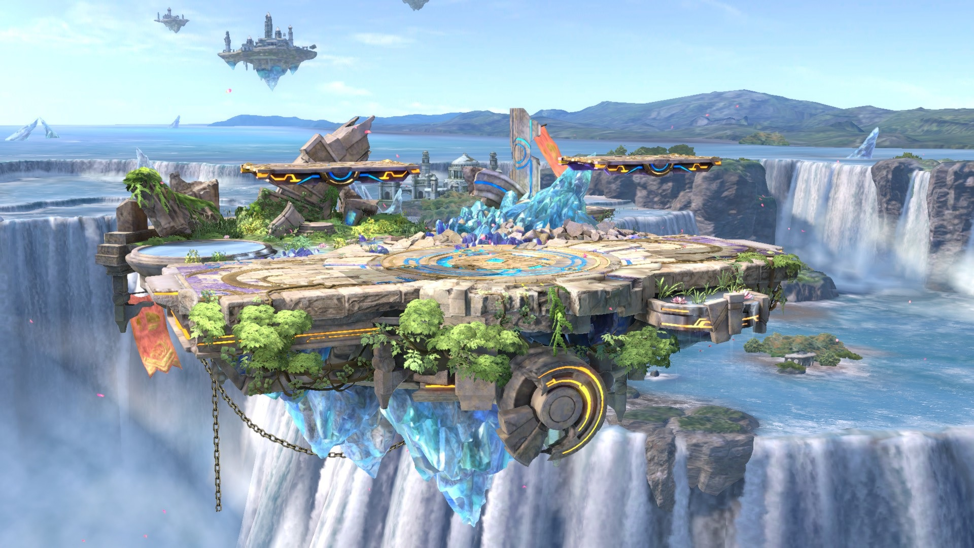 Small Battlefield is the newest Super Smash Bros Ultimate stage, added in version patch 8.1.0.