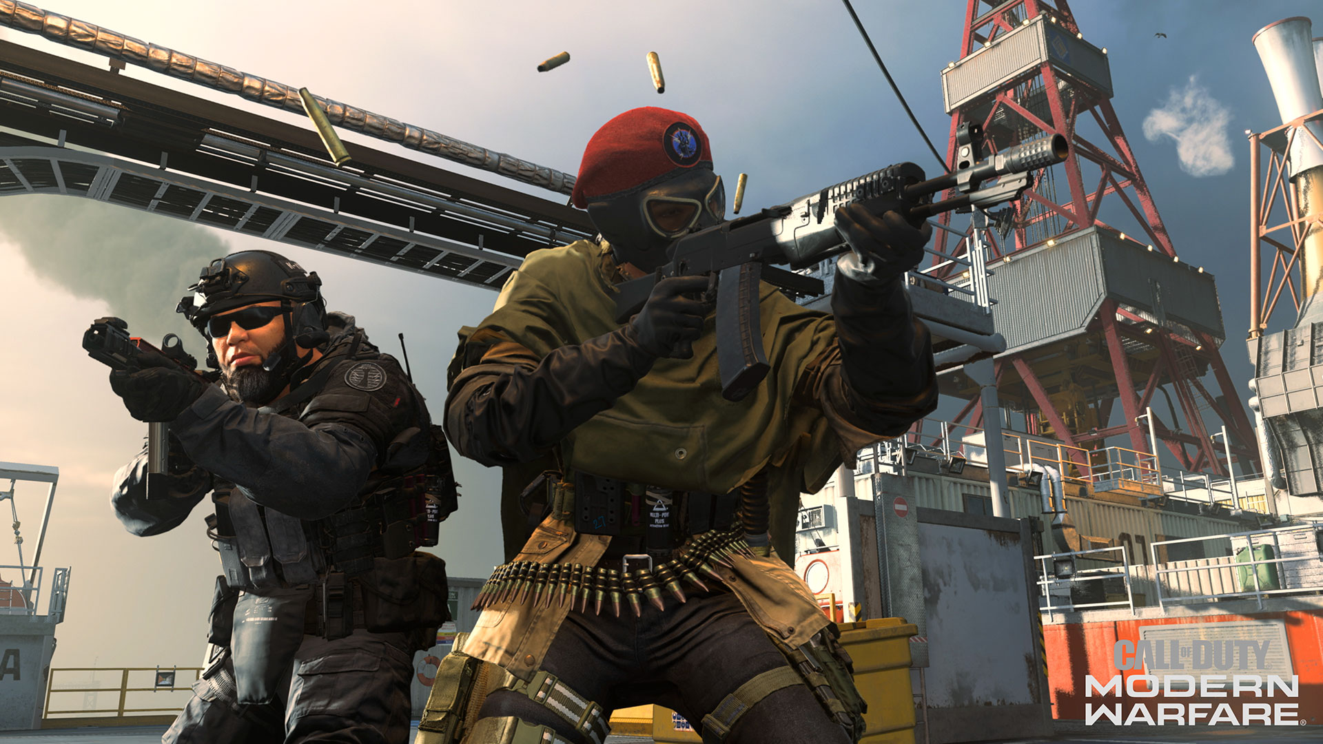 Infinity Ward have added two new guns, the AN-94 AR and ISO SMG, in the new Season 5 update.
