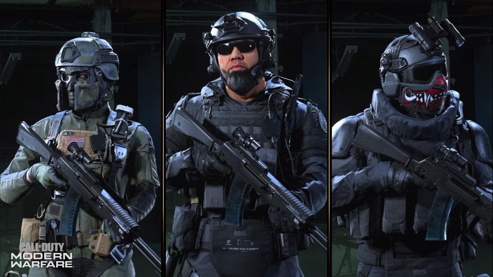 Warzone Operators Season 5