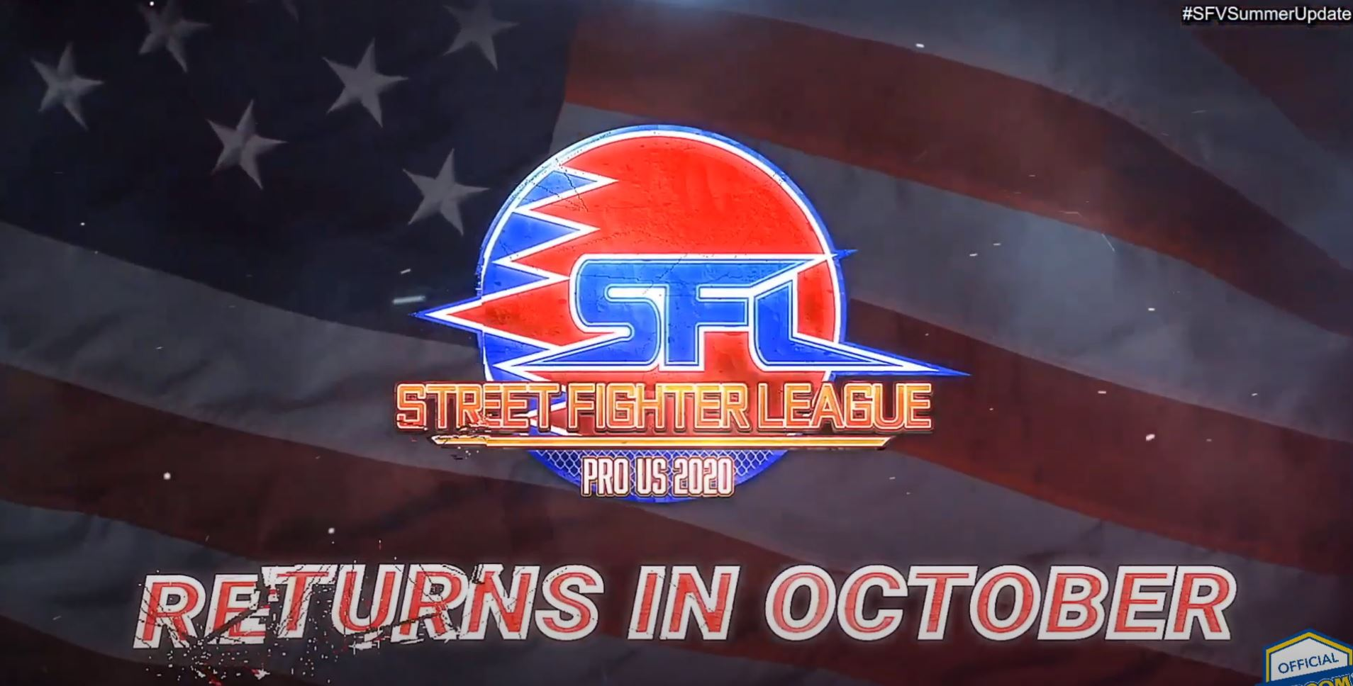 SFL Season 3 announcement.
