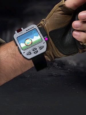 tomogunchi turbo watch