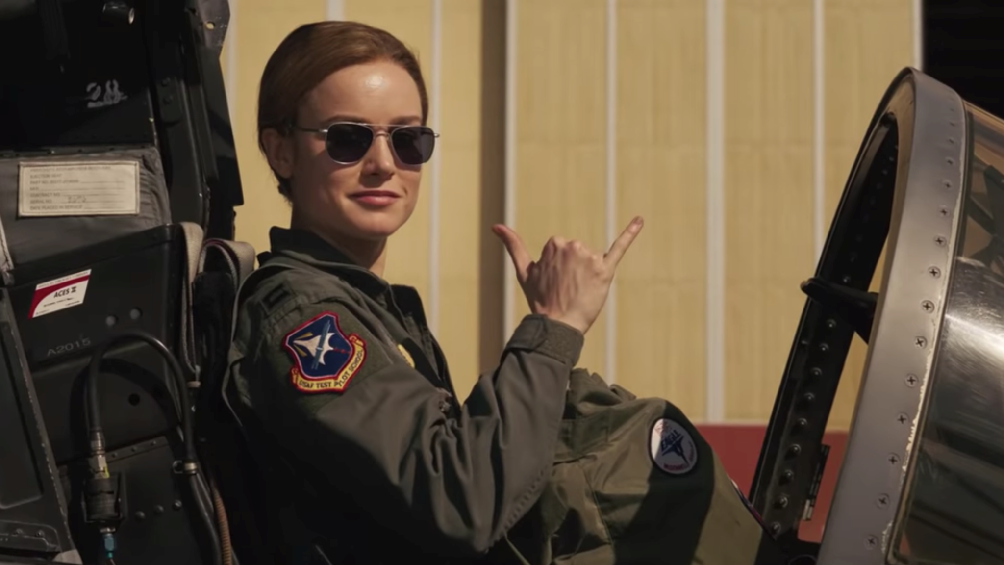 Brie Larson's first outing as Captain Marvel in the MCU made $1.128 billion world-wide.