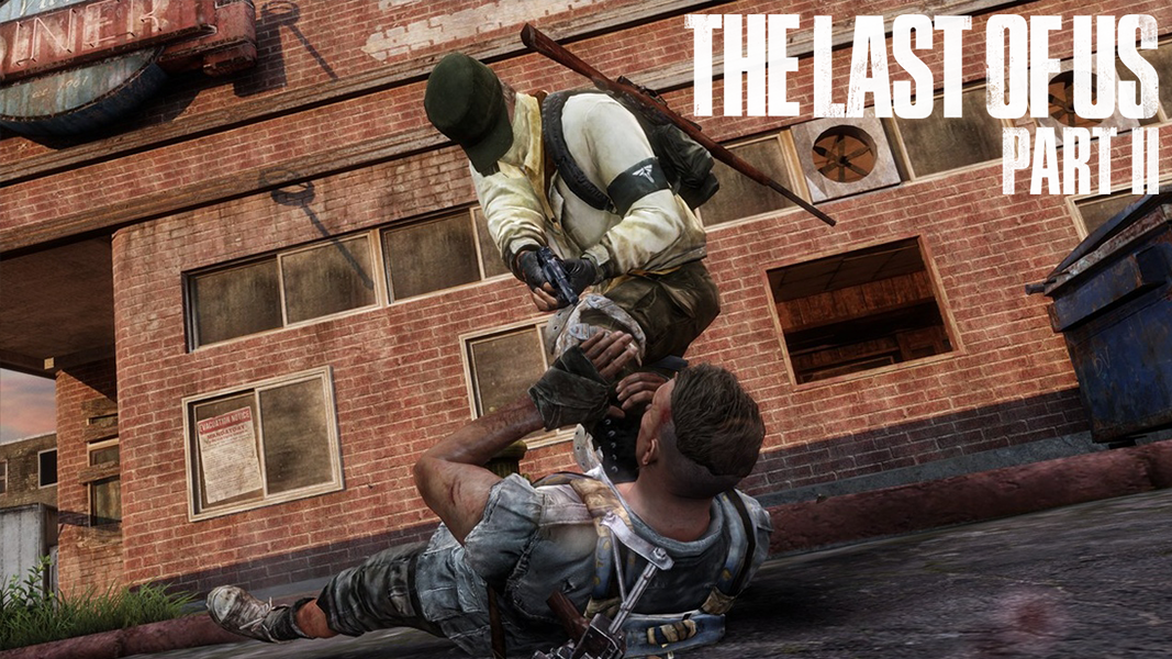 The last of us characters fighting in factions multiplayer