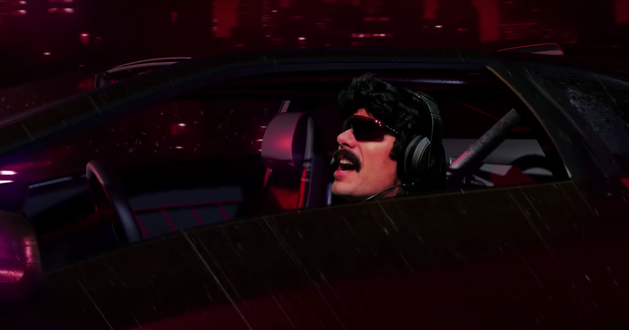 Dr Disrespect on YouTube.