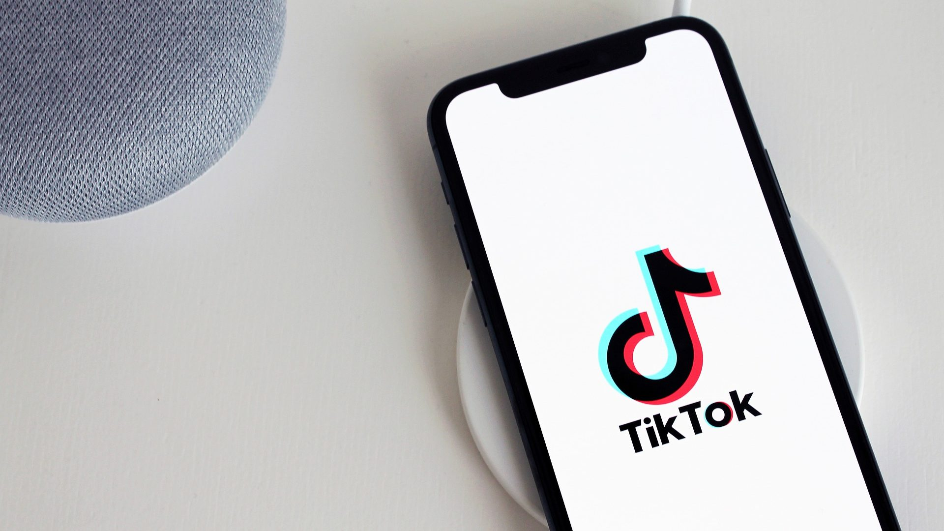 Tiktok on phone