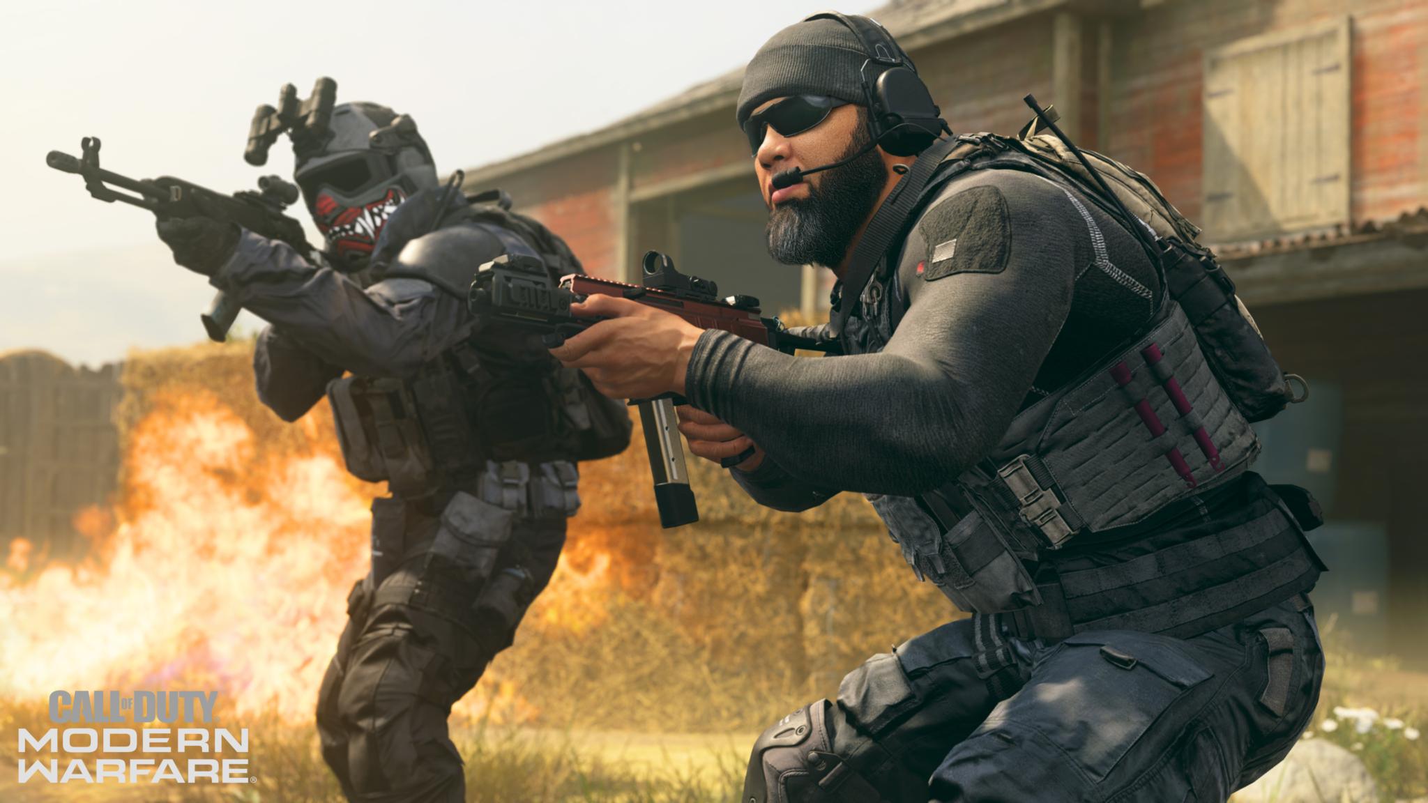Modern Warfare Season 5 gameplay