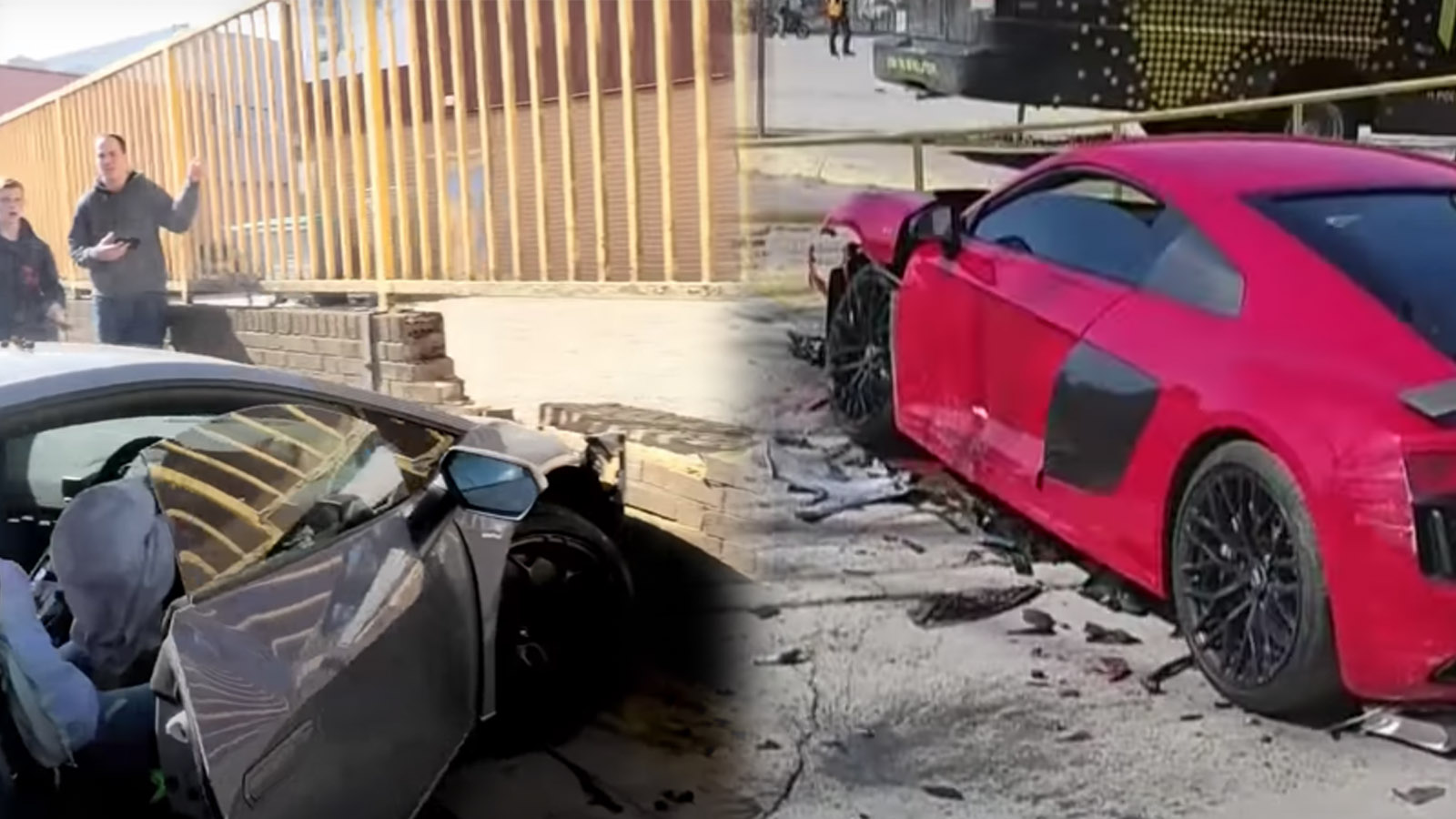 Ridiculously Expensive Supercar Crashes Are Painful To Watch Dexerto