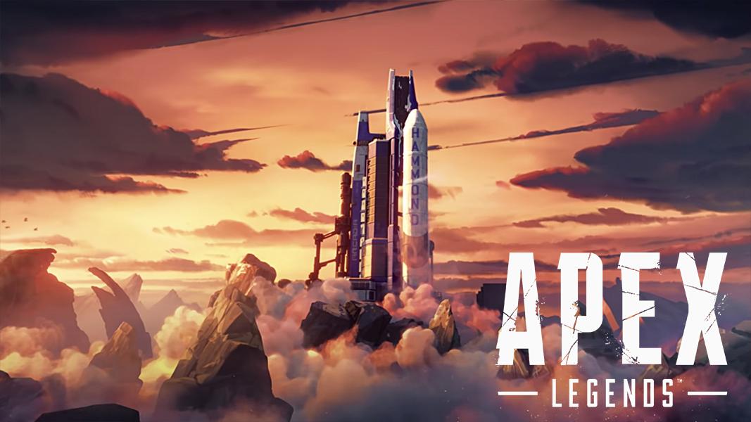 Apex Legends rocket from Season 6 trailer